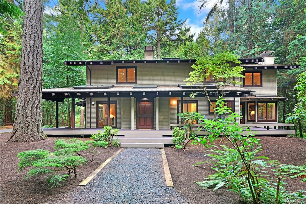 bainbridge island home for sale